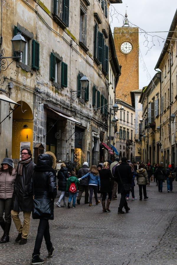 Orvieto immagine stock libera da diritti