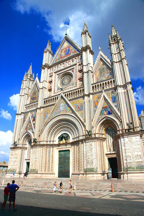 Download Orvieto Cathedral Editorial Stock Image - Image: 21314899