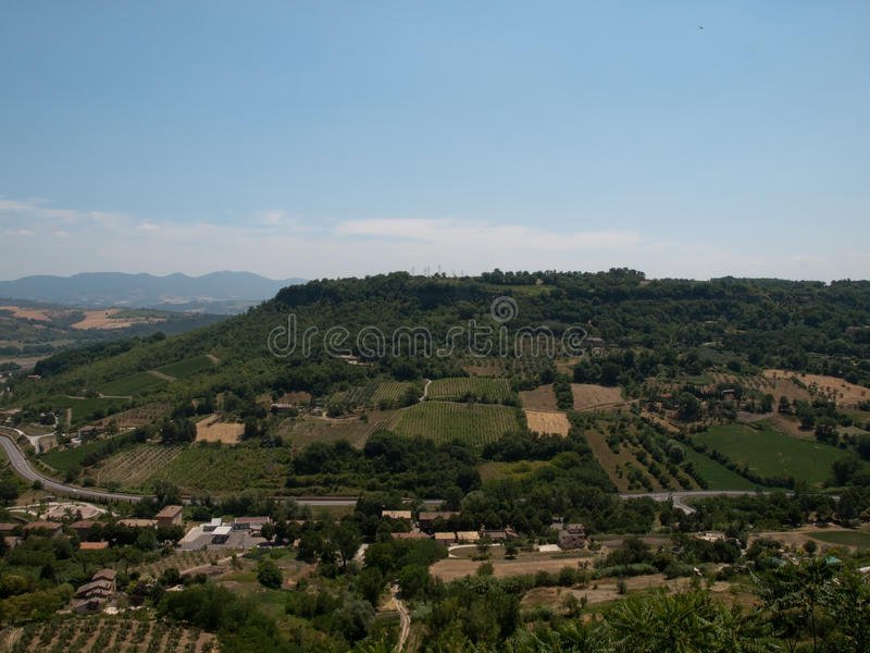 Download Orvieto-Italy stock photo. Image of italy, apennines - 26931348
