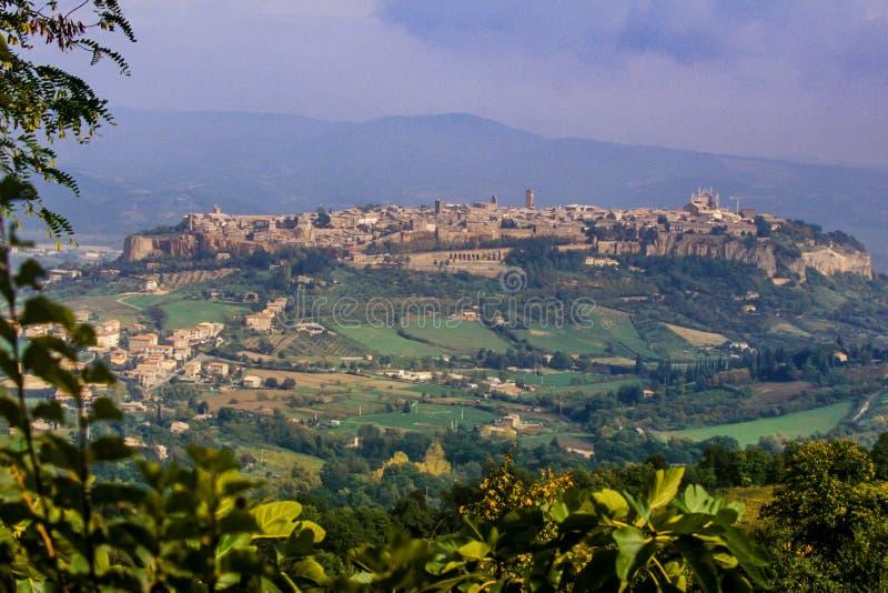 Orvieto, Terni, Ουμβρία, Ιταλία, Ευρώπη στοκ φωτογραφία