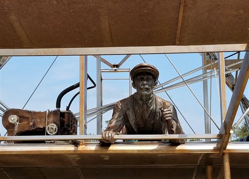 Orville Wright στοκ φωτογραφία με δικαίωμα ελεύθερης χρήσης