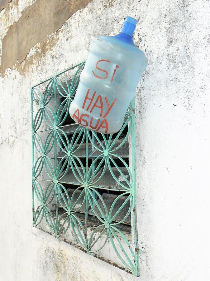Oryginalna reklama wodna sprzedaż zdjęcia stock