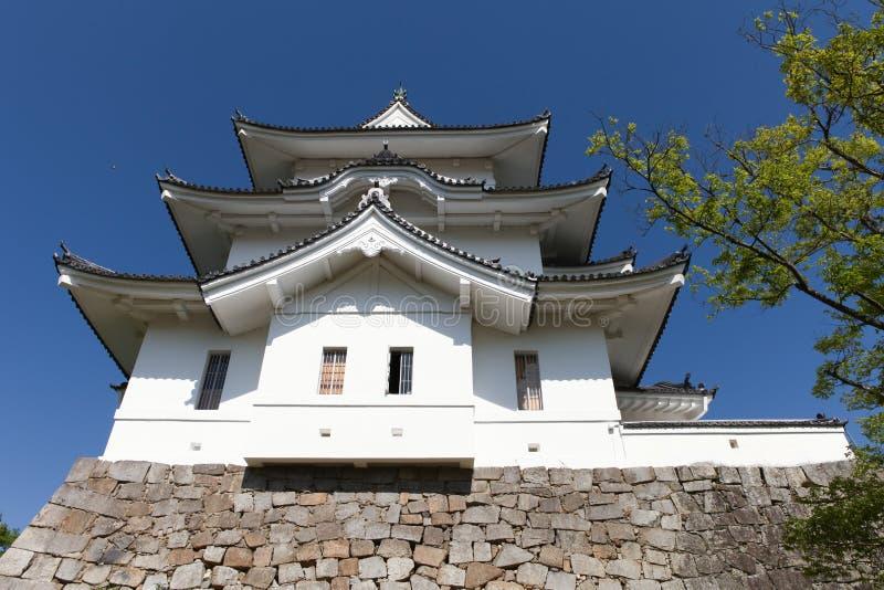 Oryginalny Ninja kasztel Iga Ueno obrazy stock