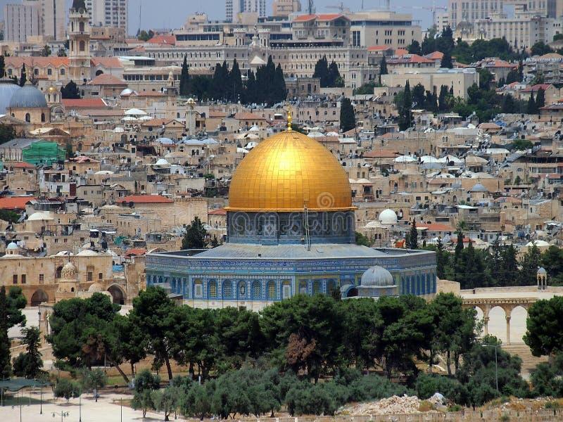 osłony Jerusalem rock zdjęcia stock