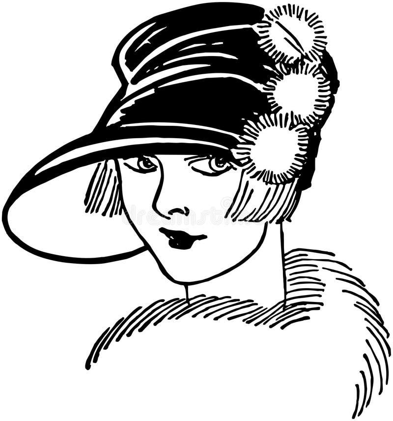 Os anos 20 galão ilustração do vetor
