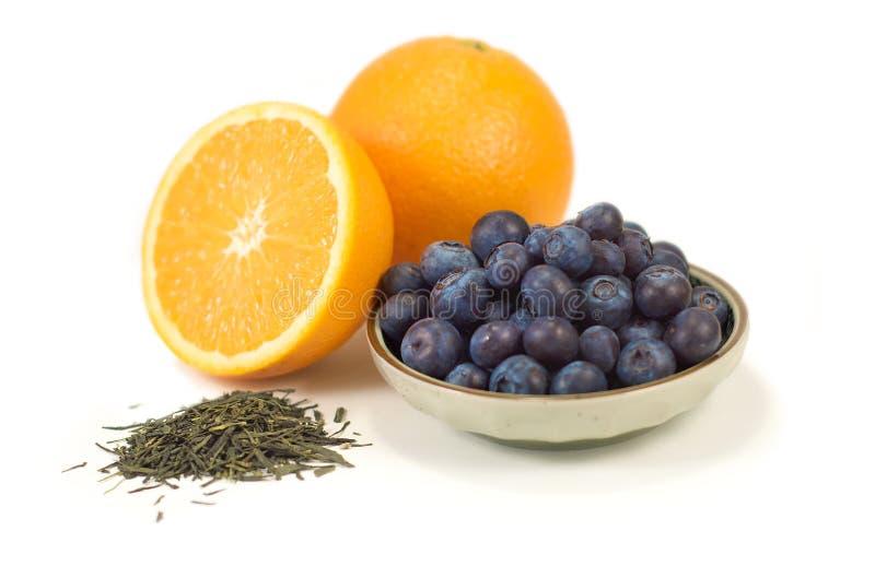 Os antioxidantes fotografia de stock