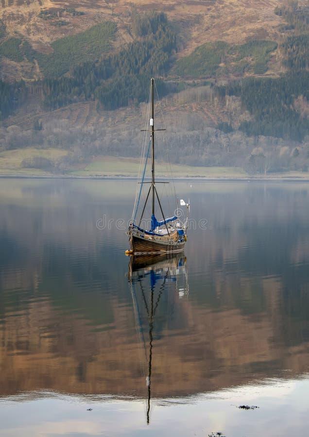 Os barcos serviram como o transporte desde os tempos os mais adiantados imagens de stock royalty free