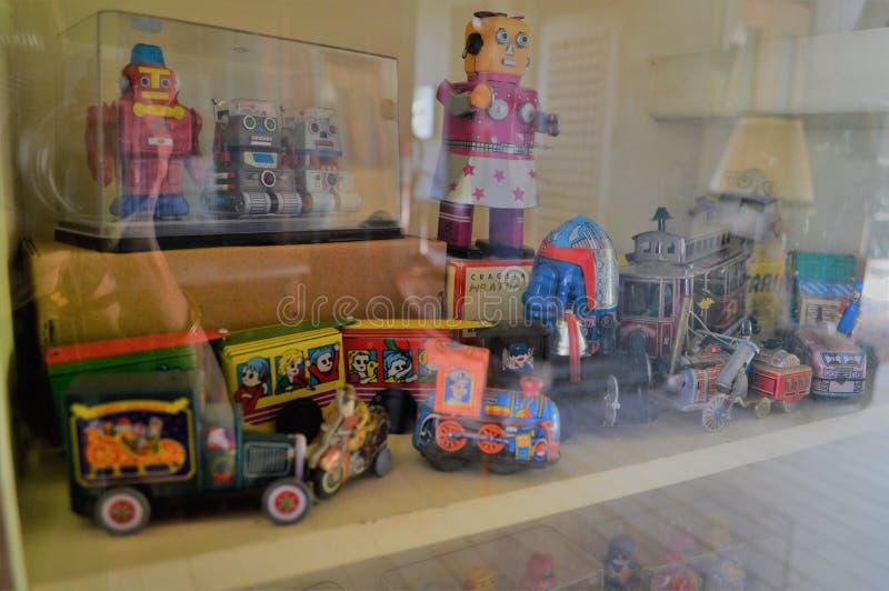 Os brinquedos imagens de stock royalty free