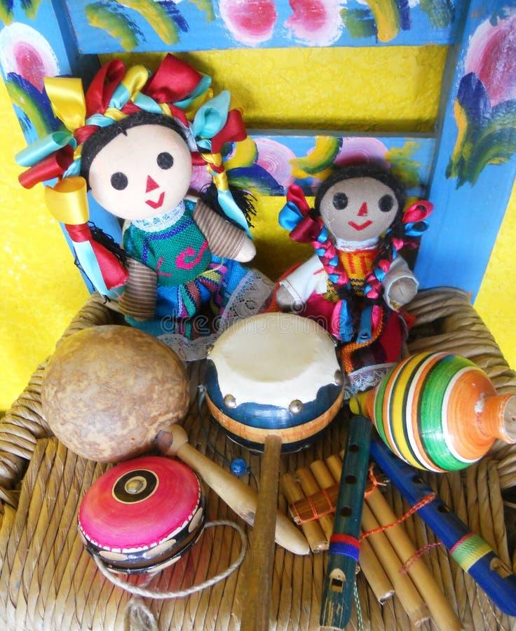 Os brinquedos fotos de stock