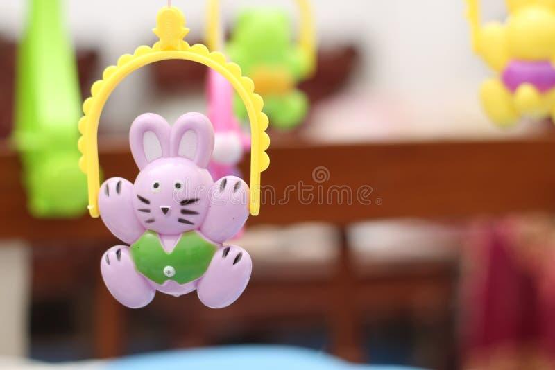 Os brinquedos plásticos, brinquedo de A são um artigo que seja usado no jogo, versão 2 imagem de stock