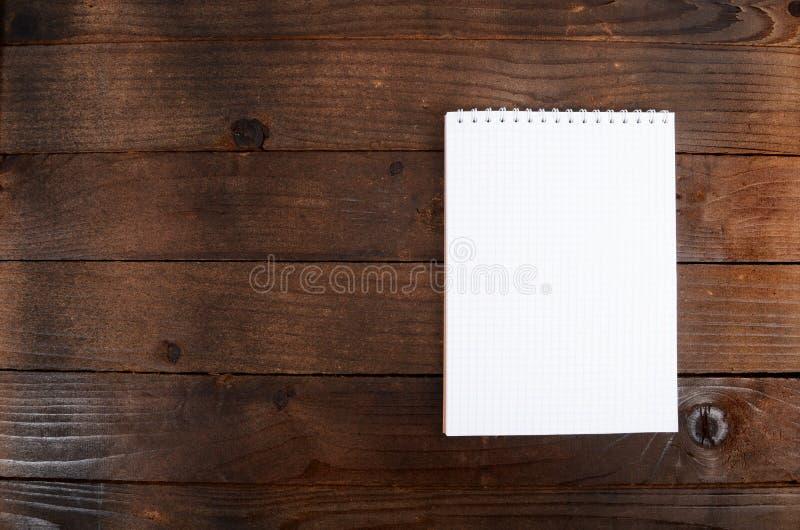 Os cadernos um fecham-se acima foto de stock royalty free
