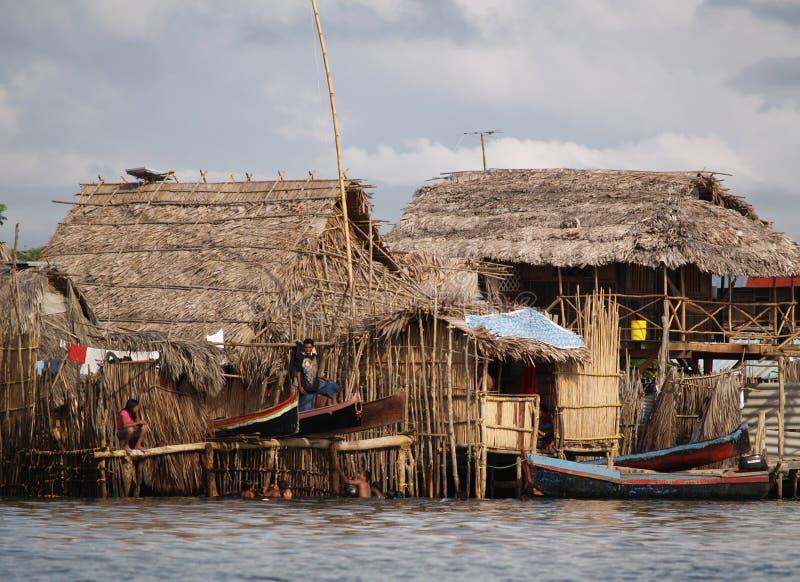 Os comunities de Kuna Yala foto de stock royalty free