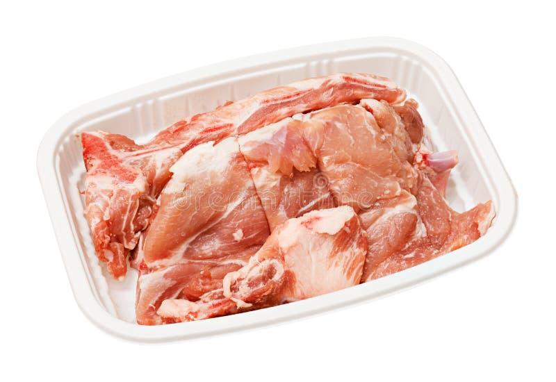 Os d'épine de porc pour la soupe photos stock