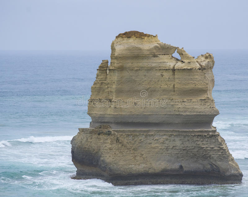 Os doze apóstolos, grande estrada do oceano, Victoria do sul imagem de stock royalty free