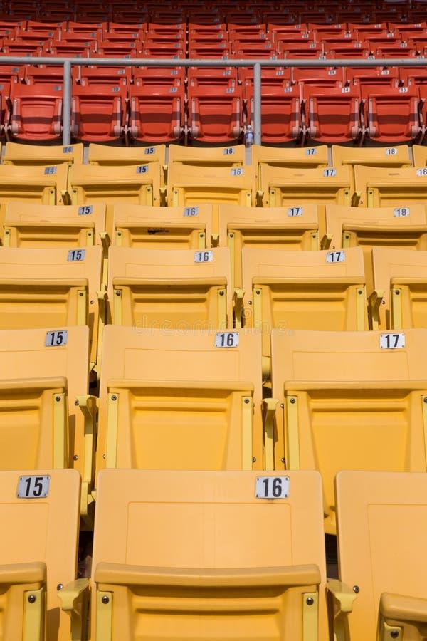 Os esportes do anfiteatro olham fotografia de stock