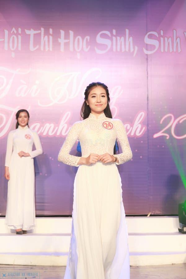 Os estudantes da competição, talento do estudante fotografia de stock royalty free
