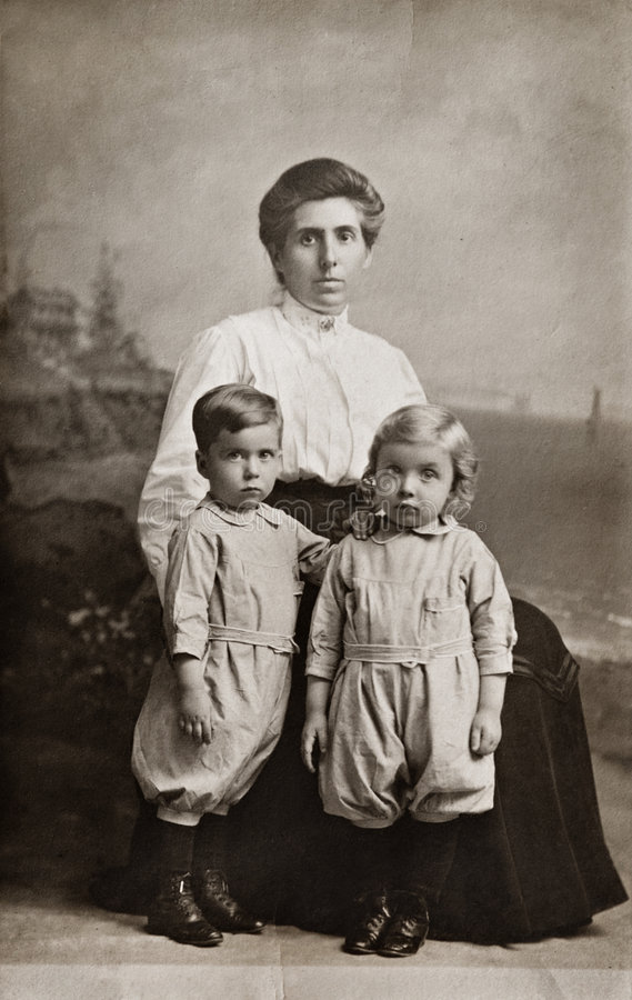 Os gêmeos fotografia de stock royalty free
