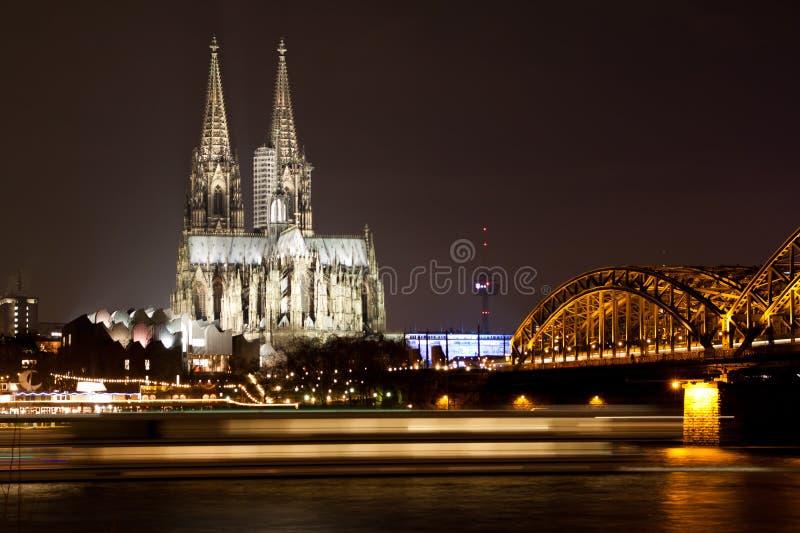 Os Koelner-DOM, Alemanha imagens de stock royalty free