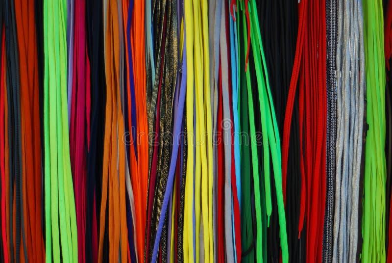 Download Os laços coloridos foto de stock. Imagem de alaranjado - 16866874