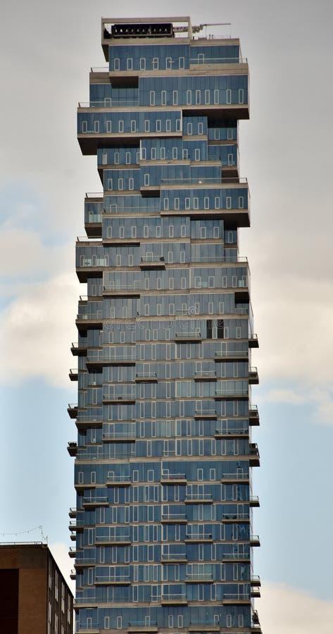 Os 56 Leonard Tower fotografia de stock royalty free