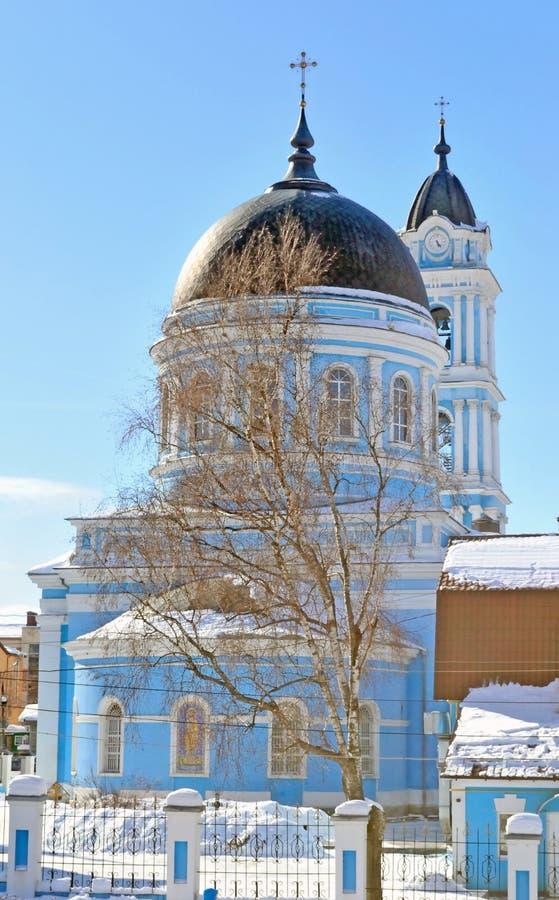 Os locais principais da catedral do esmagamento, registro de Rússia, Moscou fotos de stock royalty free