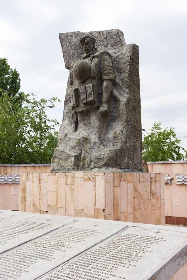 Os mortos em Chechnya imagem de stock royalty free