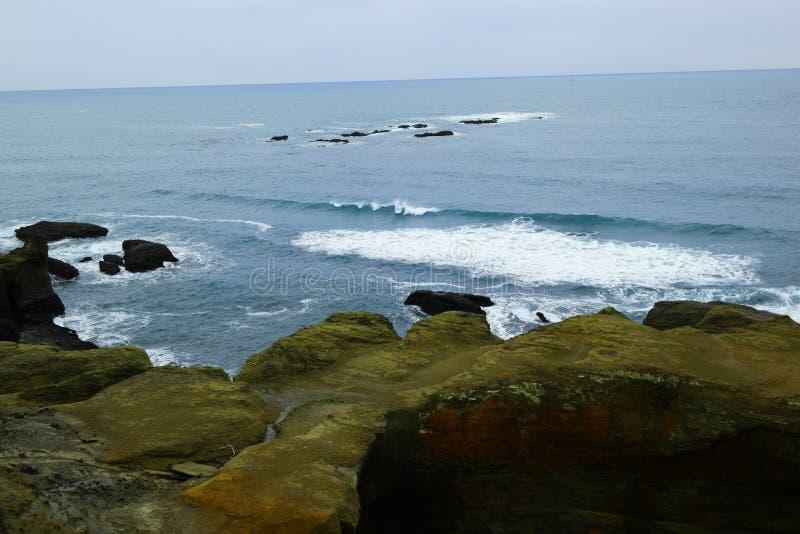 Os oceanos turvos imagem de stock royalty free