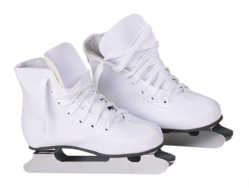 Os patins das crianças imagem de stock royalty free