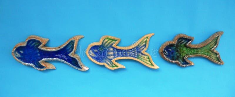 Os peixes da areia fotos de stock