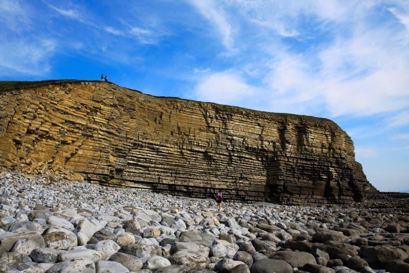 Download Costa de Galês imagem de stock. Imagem de stony, feriado - 29843471