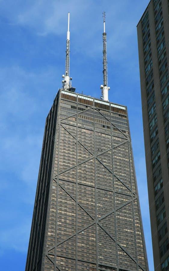 Os prédios em Chicago imagem de stock royalty free