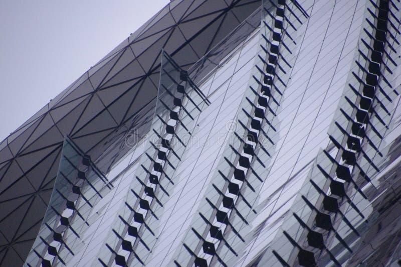 Os testes padrões de Marina Bay Sands Singapore fotos de stock
