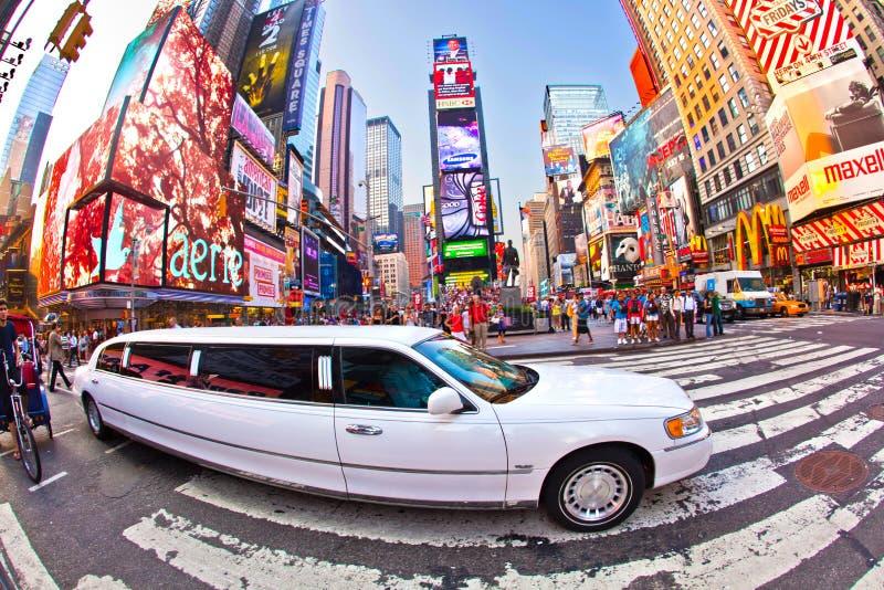 Os Times Square são um símbolo de novo fotografia de stock