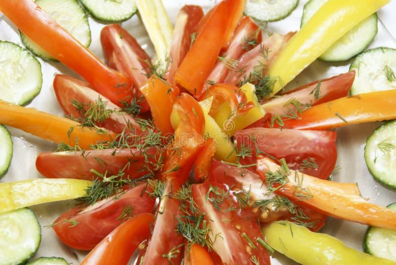 Download Os vegetais do corte foto de stock. Imagem de produtos - 16863990