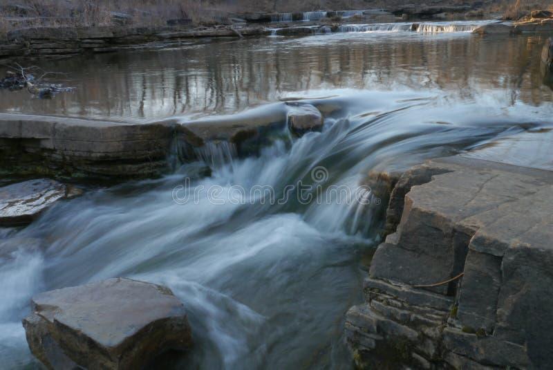 Osage wzgórzy stanu park zdjęcie stock