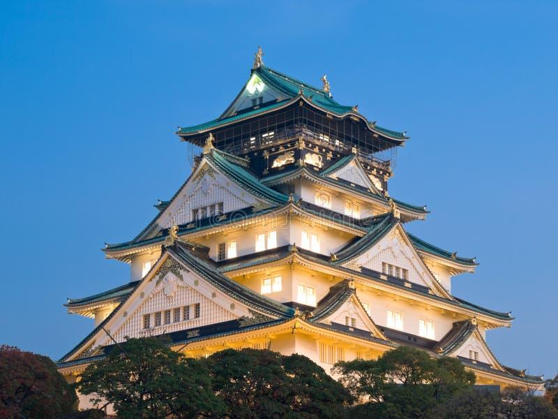 Download Osaka Castle stock image. Image of hillside, building - 3580423