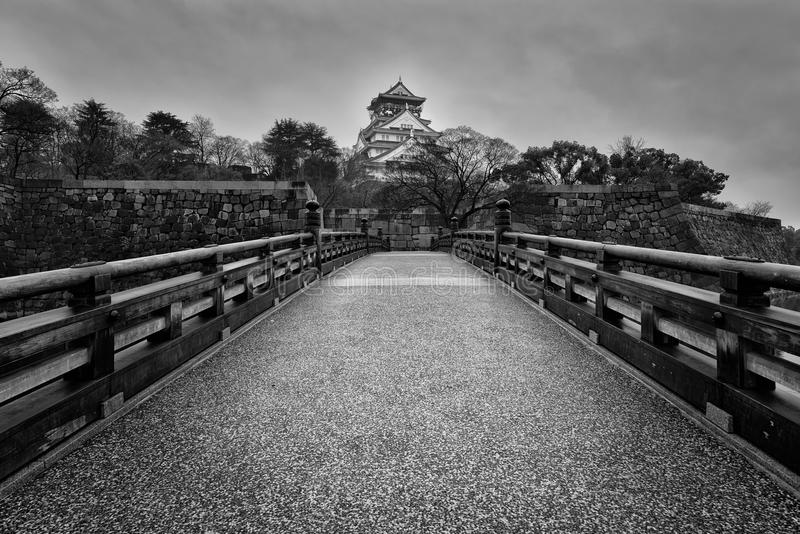 Osaka Castle photos stock