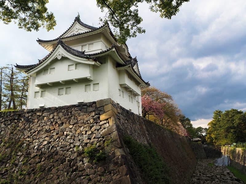 Osaka Castle stock foto's