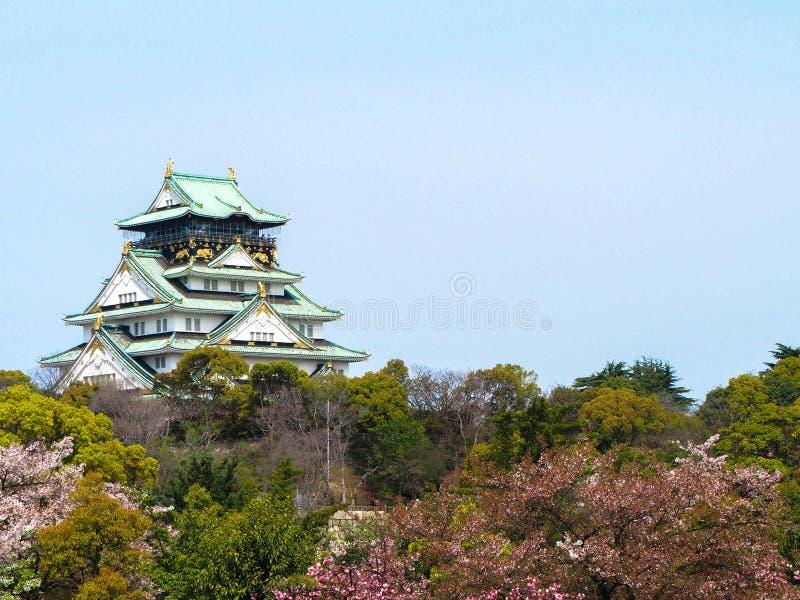 Osaka Castle imagens de stock royalty free