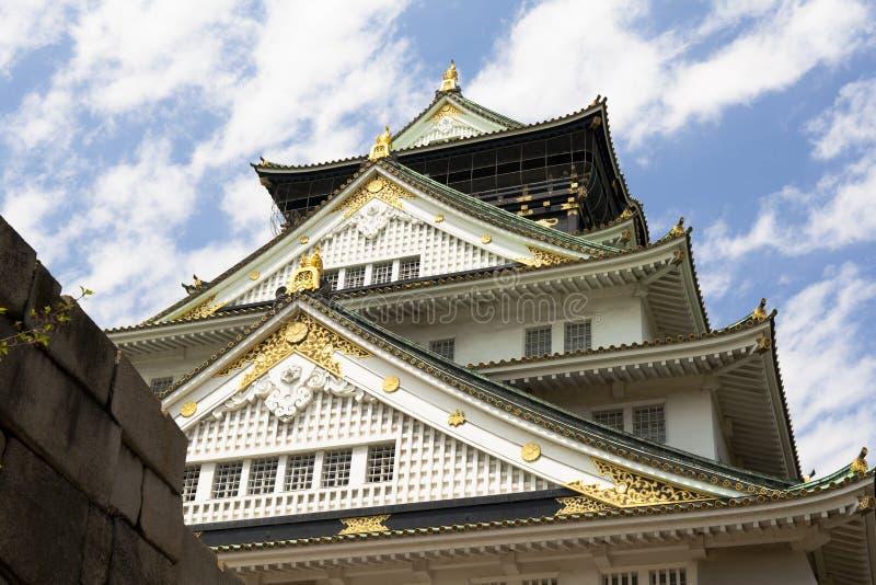 Osaka Castle photographie stock libre de droits