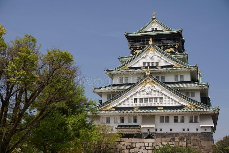 Osaka Castle foto de archivo