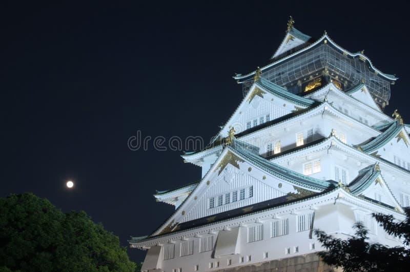 Osaka Castle imagens de stock