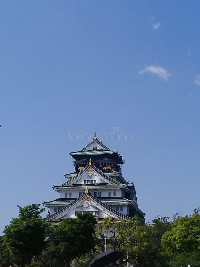 Osaka Castle fotos de stock