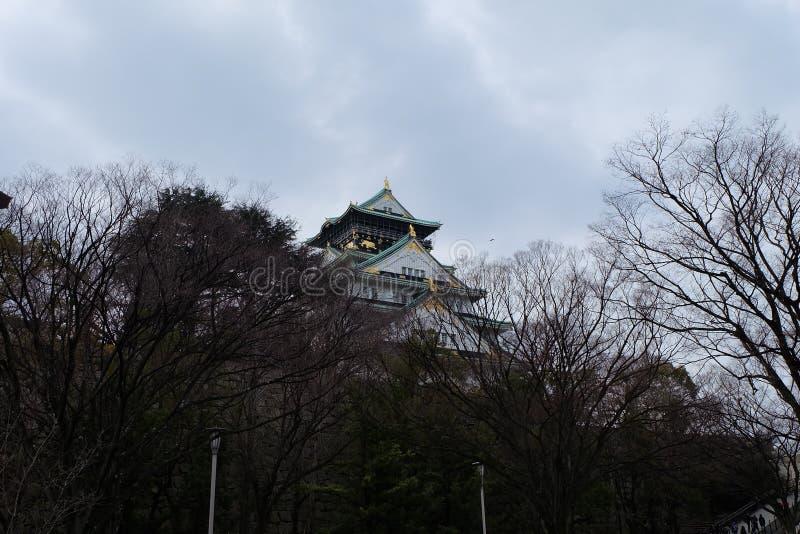 Osaka Castle , Japan, Osaka royalty free stock images
