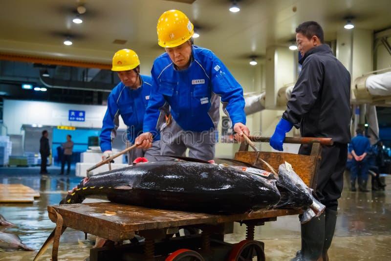 Osaka Central Wholesale Market immagini stock libere da diritti