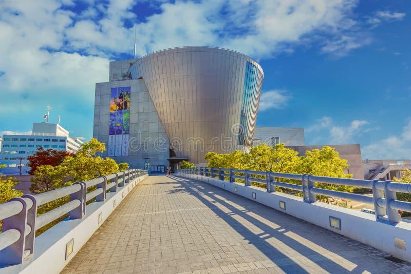 Osaka Culturarium stock fotografie
