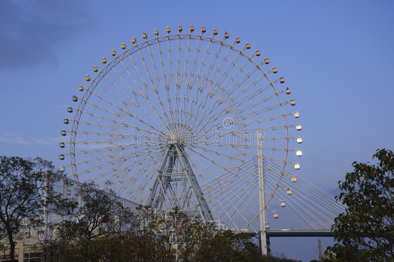 Osaka, Japan royalty-vrije stock fotografie