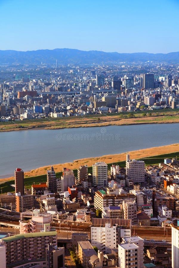 Osaka, Japan stock afbeeldingen