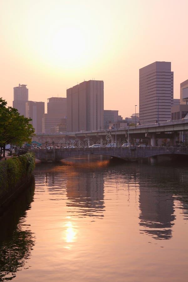 Osaka, Japan royalty-vrije stock foto's