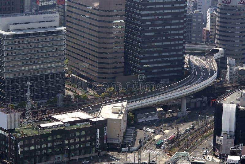 Osaka Japan royalty free stock photos